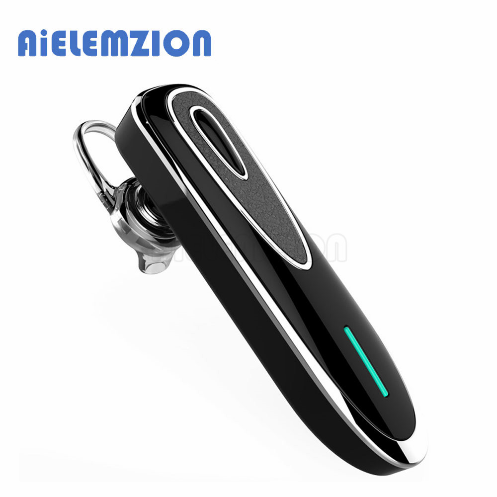 цены AiELEMZION K1 Mini Bluetooth Wireless In Ear Earphones with Microphone Hands-free 35 Days Long Standby Time Earbuds Portable
