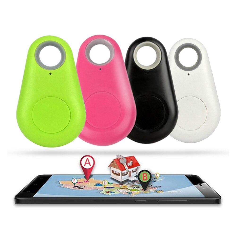 Resultado de imagen para Bluetooth key Finder localizador GPS alarma Pet Dog Tracker colores al azar
