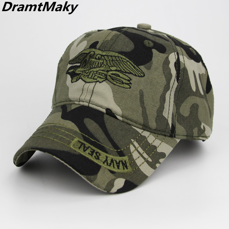 Camo Baseball Cap Fishing Caps Men Outdoor Hunting Camouflage Jungle Hat Airsoft Tactical Hiking Casquette Hats wholesale 2018 men women coconut palm baseball cap army camo cap baseball casquette camouflage hats for hunting fishing outdoor