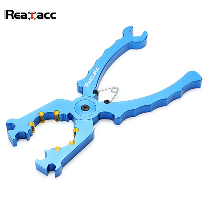 Original Realacc Alloy Pliers V2 Multifunctional Wrench Nipper For Housing Outrunner DIY Tools Grip For RC Models Motor social housing in glasgow volume 2