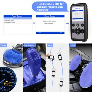 Image 3 - Autel ML629 OBD2 Auto Scanner Diagnostic Tool ABS SRS Car Diagnostic  obdii obd ii Scanner Eobd Automotivo Car Scan tools