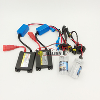 Free Shipping HID Xenon Kit AC 35W With Slim Ballast H1 H3 H7 H8 H9 H11