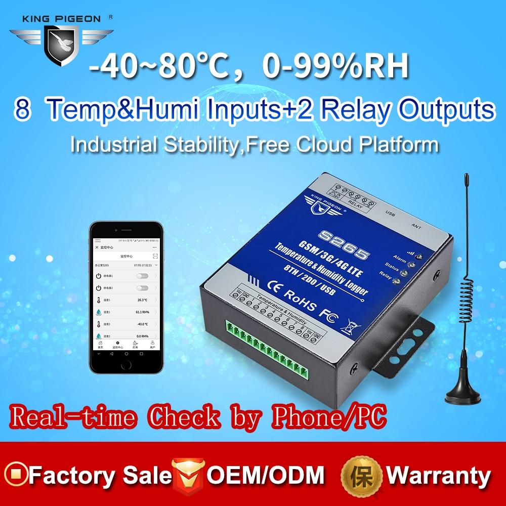 Enregistreur de données de température GSM 4G Système de - Sécurité et protection - Photo 2