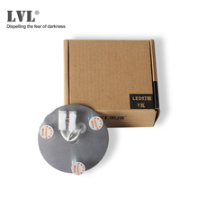 LED Panel lights replacement  ceiling lights round PCB led mode ceiling plate