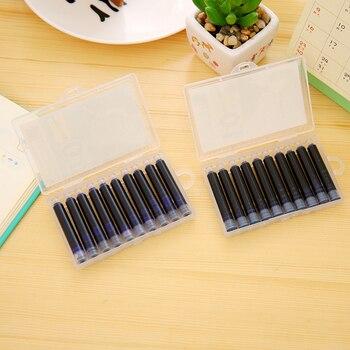 Чернильные картриджи 3,4 мм, 10 шт., цвет синий, черный, красный или зеленый