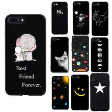 For Funda Huawei P20 Lite Phone Case Silicon Back Cover Capas For Huawei P Smart P8 P9 Lite 2017 mini Mate 10 P10 Lite Cases(China)