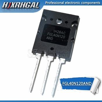 2 шт. FGL40N120AND 40A/1200V 40N120 FGL40N120 TO-3PL FGL40N120ANDTU NPT IGBT новые и оригинальные HJXRHGAL