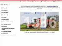 Holmer Spare parts catalog