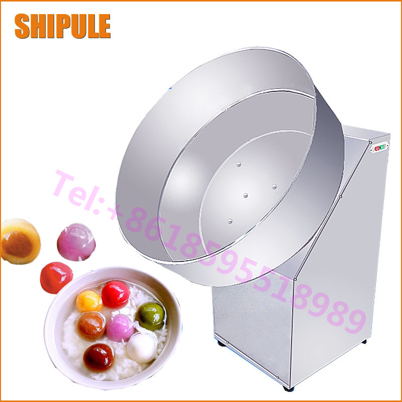 stainless steel tangyuan making machine/sweet dumpling maker/rice glue balls machine for sale ce certificate automatic gyoza maker steamed dumpling make automatic stainless steel dough making machine chinese dumpling maker