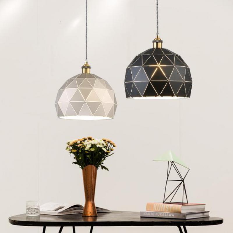 Moderne Restaurant Eisen Hängen Beleuchtung esszimmer anhänger lichter für Bar Cafe beleuchtung shopcase home led anhänger lampe lüster
