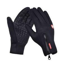 Мужские и женские флисовые перчатки для альпинизма с сенсорным экраном теплые перчатки для верховой езды