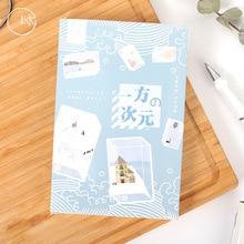 30 листов/набор творческих кубических иллюстраций серии Открытка/поздравительная открытка/рождественские и новогодние подарки