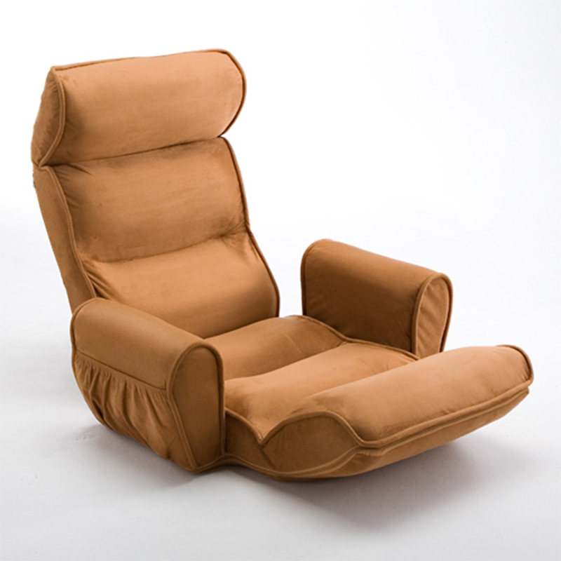 Aliexpress Japanischen Stoff Sessel Design Boden Klapp 14 Position Einstellbar Wohnzimmer Mbel Liege Lounge Polster Von Verlsslichen Chair