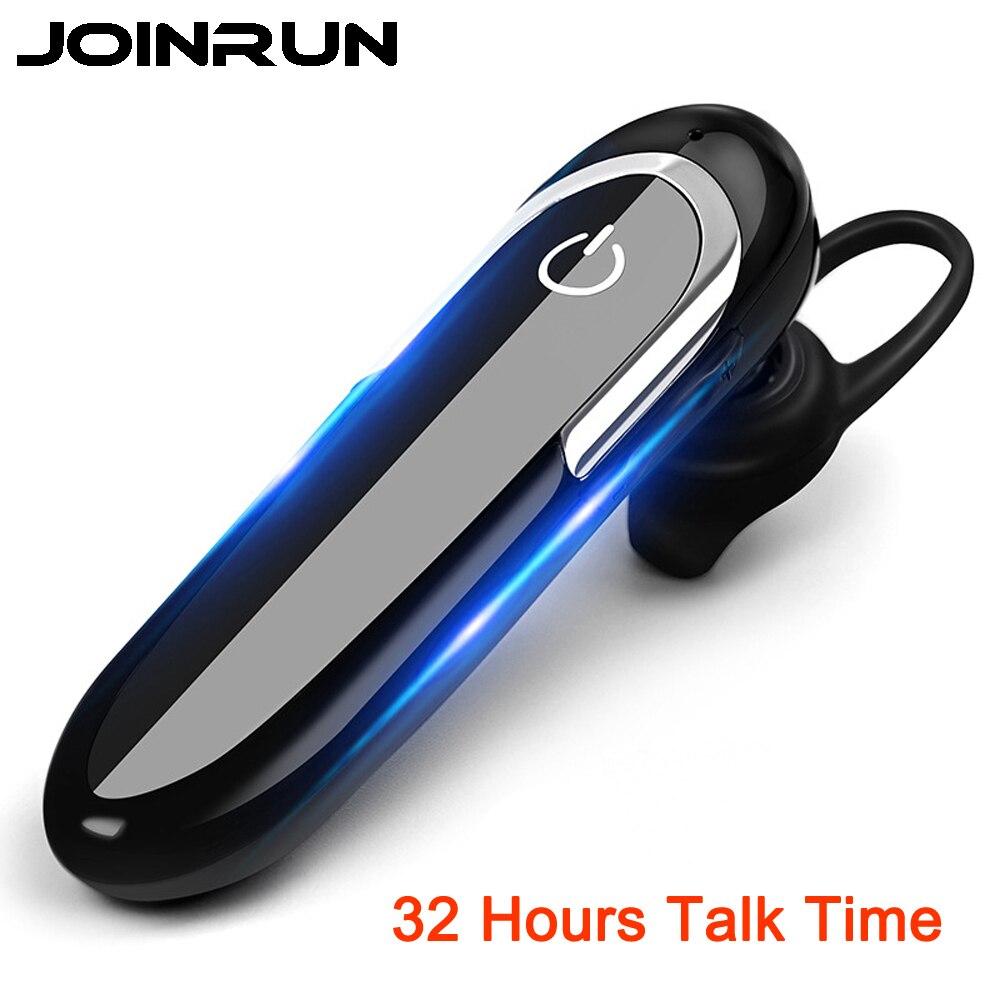 Bluetooth наушники с микрофоном 32 часов время работы в разговорном режиме Беспроводной гарнитура Bluetooth с защитой от пота спортивные музыкальные...