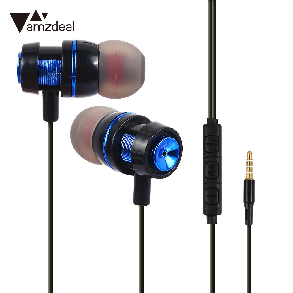 DemüTigen Kopfhörer Headset Kopfhörer In-ear Noise Isolation Tragbare Computer Mode Dynamische Gutes Renommee Auf Der Ganzen Welt