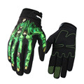 Motocicleta guantes mtb bicicleta ciclismo guantes racing sport ciclismo guantes respirables al aire libre grueso a prueba de golpes gants moto verano
