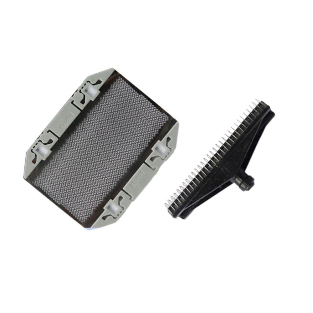 Inner Blade Cutter+ Shaver Foil Screen For Panasonic ES9943 ES3800 ES3830 ES3831 ES3832 ES-SA40 SA-40 ES-RC40 Razor Grid Mesh