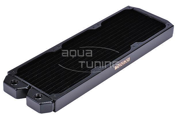 Cold row full copper radiator Alphacool NexXxoS ST30 Full Copper 360mm cold row full copper radiator alphacool nexxxos xt45 full copper 360mm