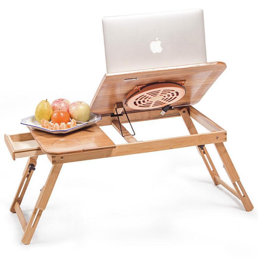 Mesas de computador cama mesa de Móveis para casa mesa de laptop de - Mobiliário - Foto 4