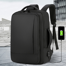Men Women Business Laptop Backpack Anti Theft Hand Bag USB Charging 15.6 Inch Notebook Backpacks Waterproof Large Travel Bagpack