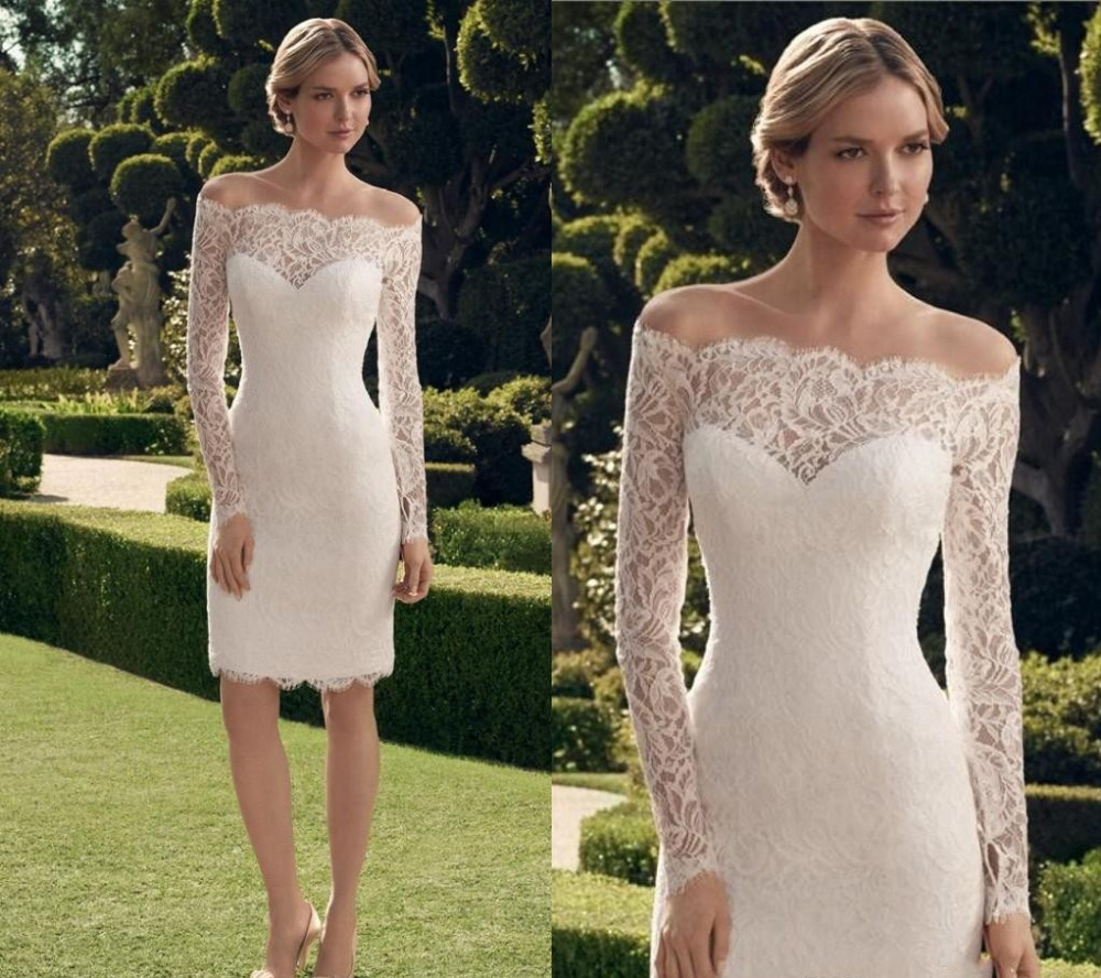 Кружевное платье с длинными рукавами для матери свадебное платье с открытой спиной современный праздничное платье с вырезом «лодочка Коктейльные Вечерние Платья vestidos de festa