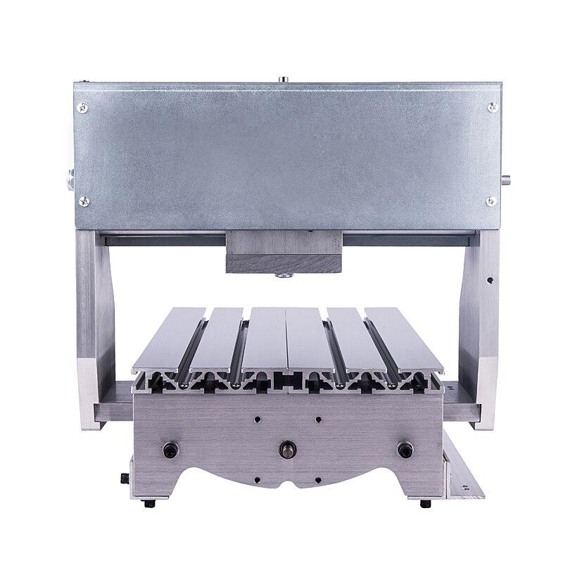 Kit de cadre CNC en aluminium coulé, routeur 3020, vis à billes - Machines à bois - Photo 4