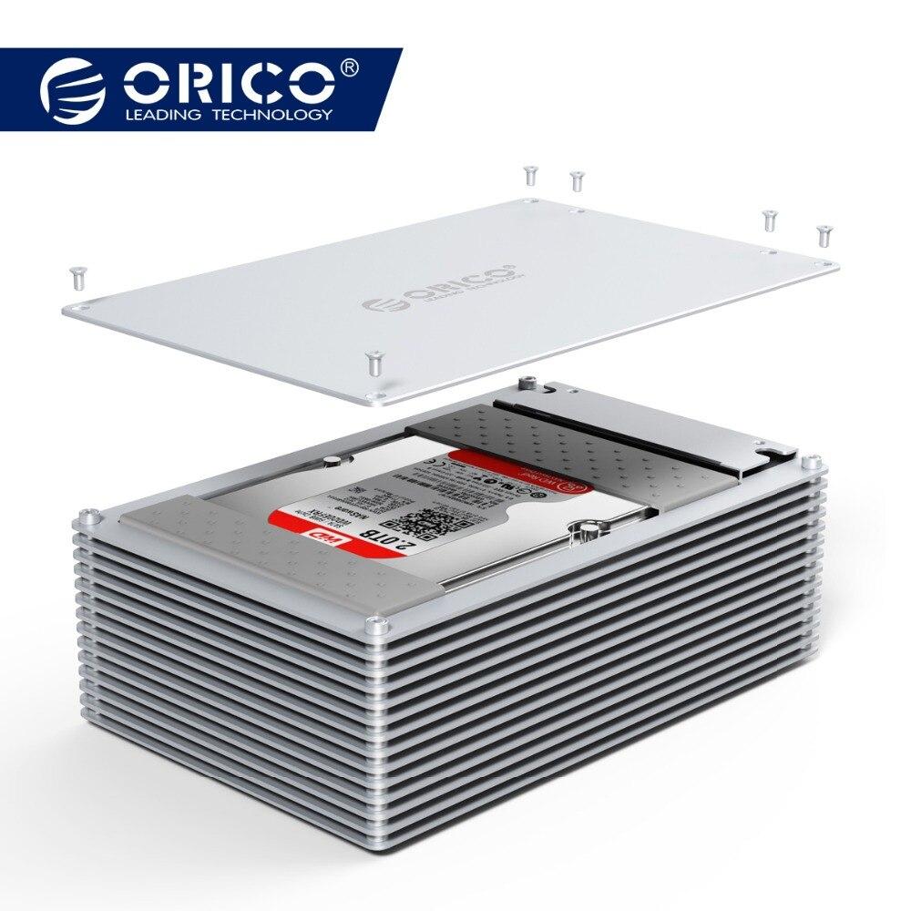 ORICO 2.5 3.5 pouces bricolage Cas HDD SATA à USB 3.0 SSD adaptateur haute vitesse Boîte Boîtier de Disque Dur Pour Samsung Seagate SSD 20 TB MAX