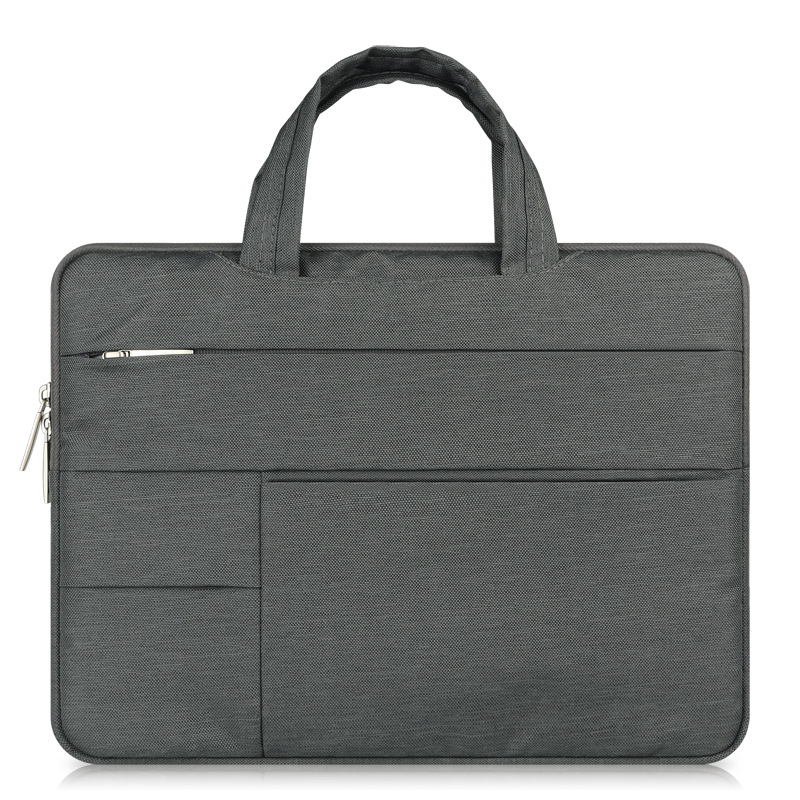 Laptop Bag 13 15.6 14 15 11 12inch Waterproof Notebook Sleeve For Macbook Air Pro 13 15 Men Women Computer Handbag Briefcase Bag