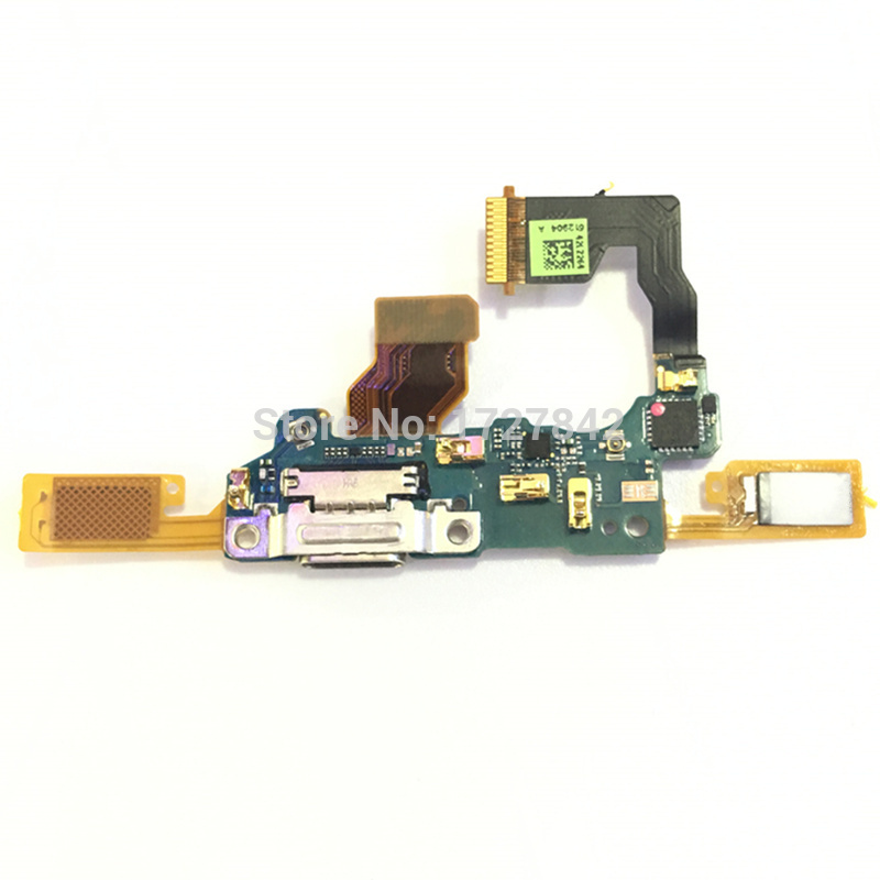 5 pieces/lot New Micro USB Charging Port Dock Connector Charger PCB Flex Cable Board For HTC 10/M10