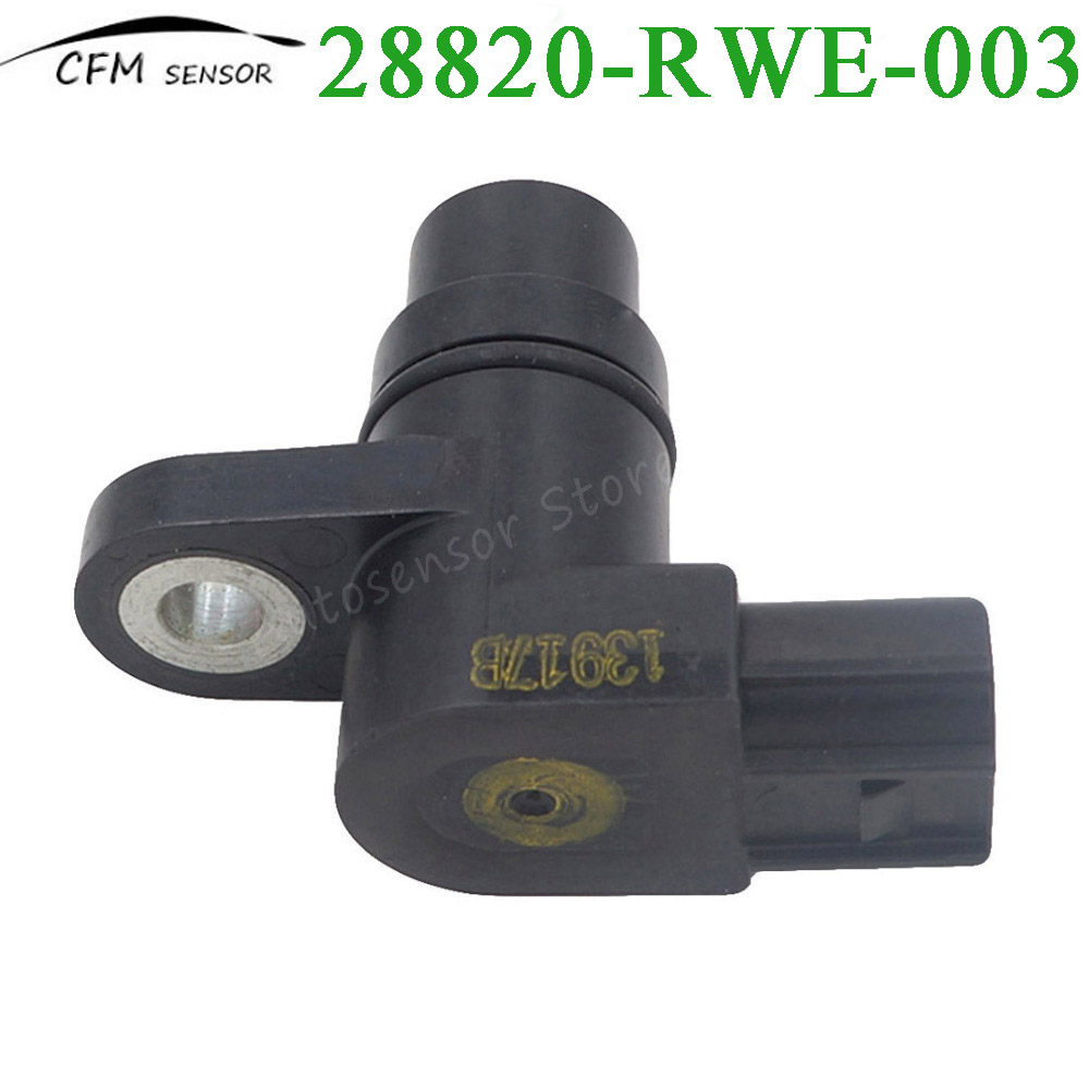New 28820 RWE 003 Speed Sensor For Acura MDX RDX RL TL Honda CR V Element Odyssey Pilot Ridgelin