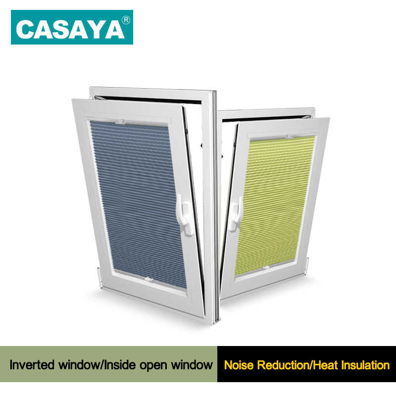 Top down bottom up Honeycomb Blinds Heat Insulation Cordless Side lock Cellular Shades Inward Window Blinds Balcony Bedroom