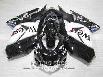WEST fairings For Kawasaki Ninja 250r 2012 2009 2013 2008 2011 2010 2014 ABS Fairing kit ZX250R 08 -14 S52