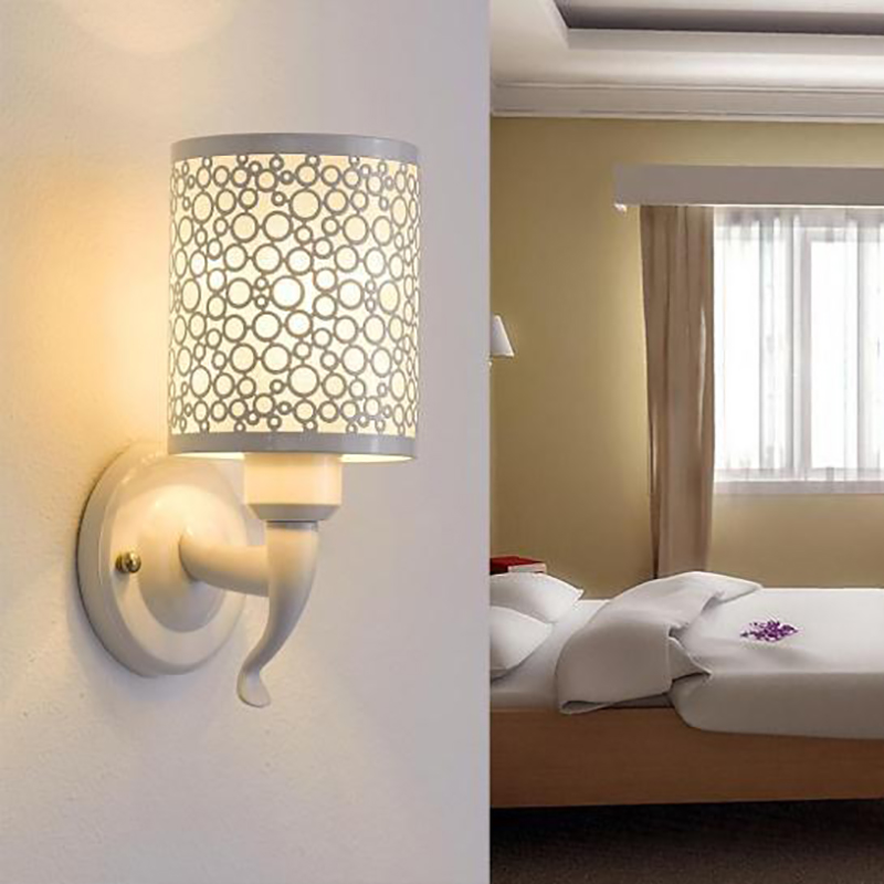 Online Get Cheap Fabric Sconce Shades Aliexpresscom Alibaba Group