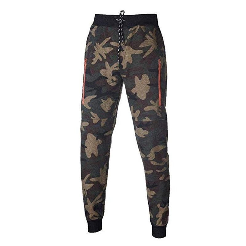 Men\`s Autumn Winter Snowboarding Camouflage Top Pants Slim Sports Suit Tracksuit Hoodies Camo Suit Long Sleeves Sweatshirt (4)