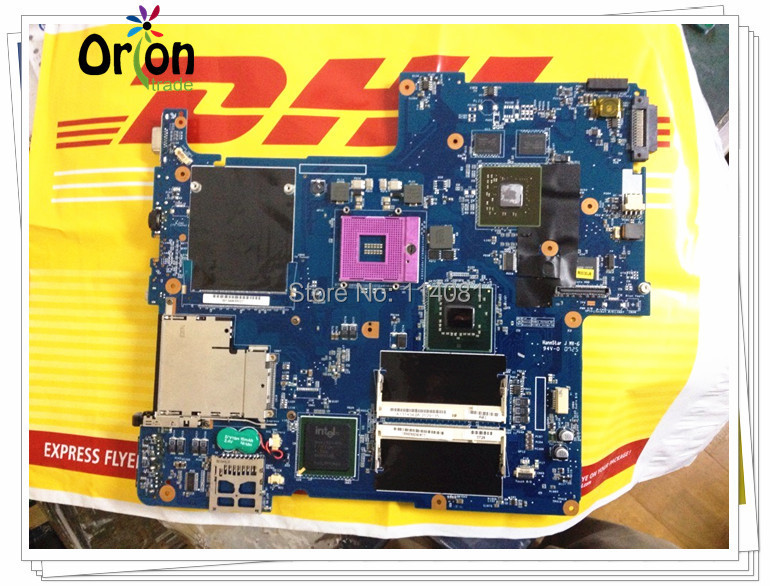 M610 MAINBOARD MBX-176 Rev 2.0 system motherboard working Perfect Free shipping