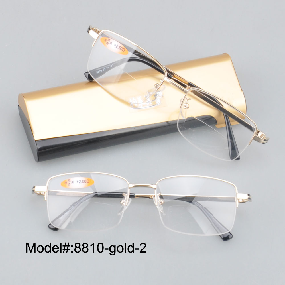 MY DOLI  Bifocal Reading Glasses +100~+400 For Singht Hyperopia  - Apparel Accessories - Photo 3