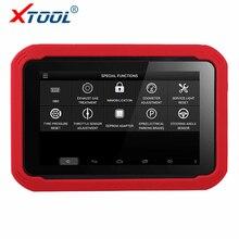 100% первоначально XTOOL X100 PAD коррекция одометра инструмент Auto Key Программист Профессиональный инструмент диагностики автомобиля со специальными Функция