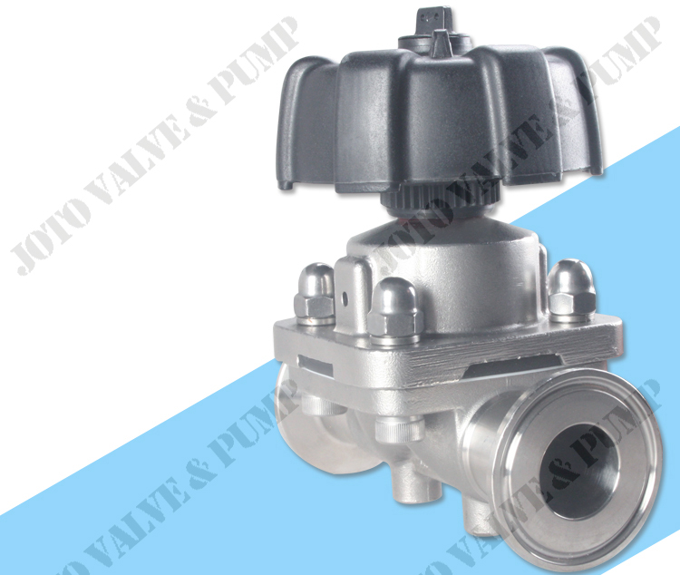 316 stainless steel manual quick release clamp type diaphragm valve 316 stainless steel manual quick release clamp type diaphragm valve g81f ccuart Choice Image