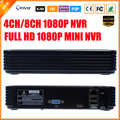 XINFI Новый Mini NVR Full HD 4 Каналов 8 Каналов Автономный Безопасности CCTV 8-КАНАЛЬНЫЙ ONVIF NVR 1080 P 4CH 2.0 Для Системы Ip-камера 1080