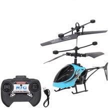 Mini rc indução infravermelha controle remoto brinquedo rc 2ch giroscópio helicóptero rc zangão rc helicóptero azul verde modelo a612