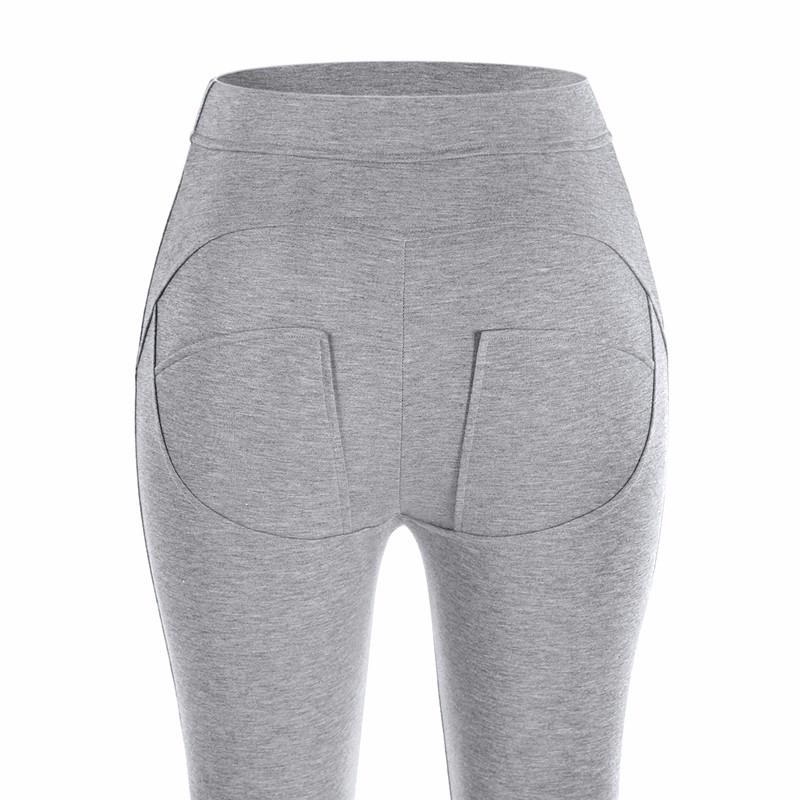 women push up hip leggings pants pants -3