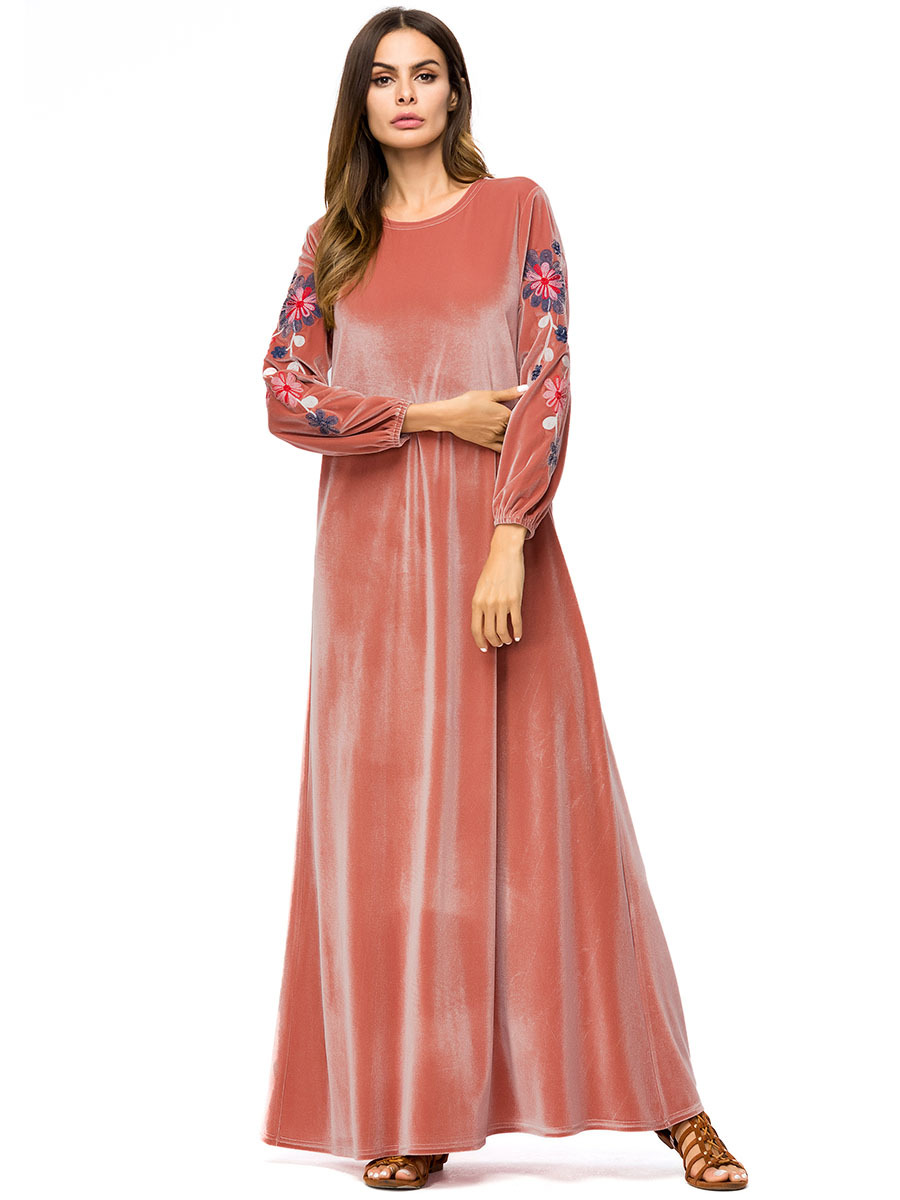 roupas femininas túnica kaftan Marroquino 7251
