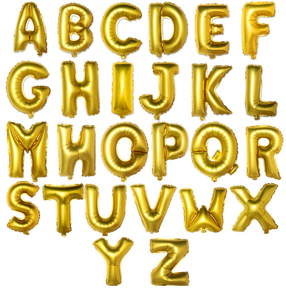 Modern Decorative Wall Alphabet Letters Elaboration - The Wall Art ...
