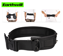 photo studio SLR camera fixed mountaineering belt multi-function outdoor hanging buckle safety strap