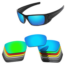 PapaViva Polycarbonate POLARIZED Replacement Lenses for Fuel Cell Sunglasses - Multiple Options mry polarized replacement lenses for oakley fuel cell sunglasses multiple options