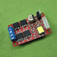 IC module 450W high power DC motor drive brake 12/24/36V can be turned over to reverse the full PWM (C3B5)