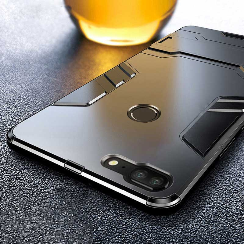 <font><b>case</b></font> For Huawei <font><b>Honor</b></font> <font><b>9</b></font> <font><b>Lite</b></font> <font><b>Case</b></font> Shockproof TPU+PC <font><b>Hard</b></font> Plastic with Stand Dual Hybrid Back <font><b>Case</b></font> Cover For Huawei <font><b>Honor</b></font> <font><b>9</b></font> <font><b>Lite</b></font> image