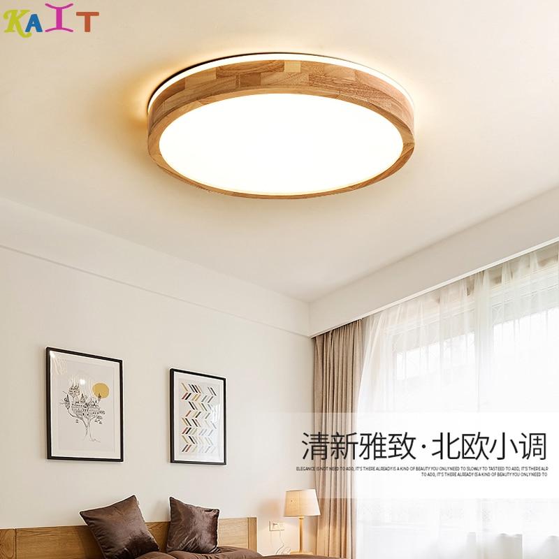 KAIT Nordic LED โคมไฟเพดานห้องนั่งเล่น LED โคมไฟเพดานโคมไฟเพดานร้านอาหารโคมไฟ