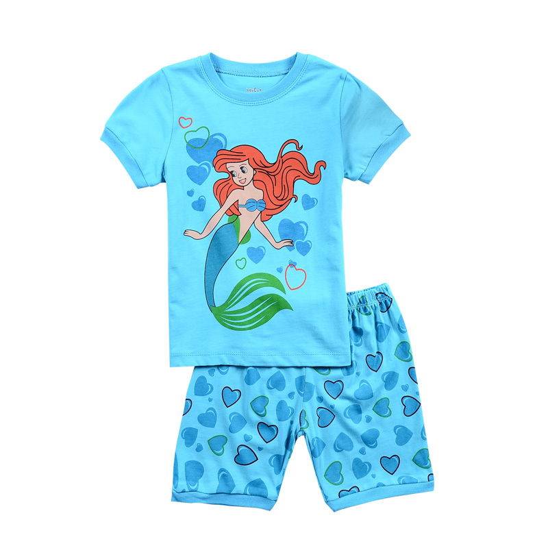 Kids Pajamas Cotton - Breeze Clothing