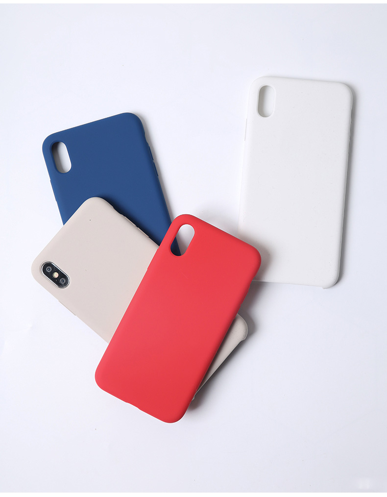 Silicone Case for Apple iPhone 14